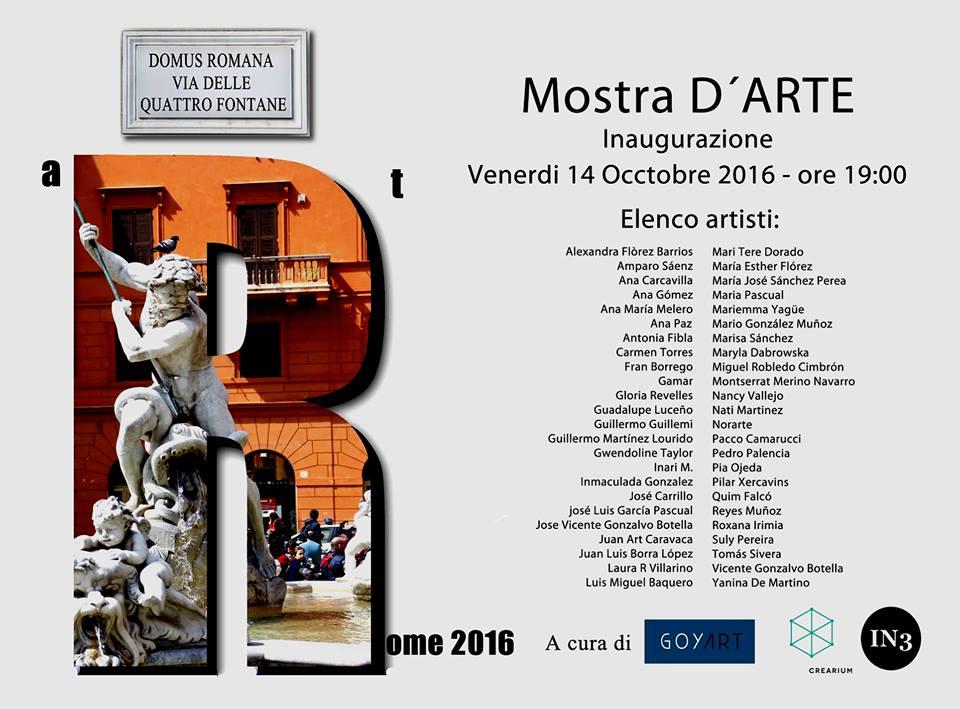 Roma exhibition