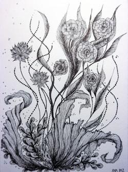 Flower bouquet III - 150CHF