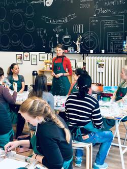 Inspiring others - Workshop Zurich