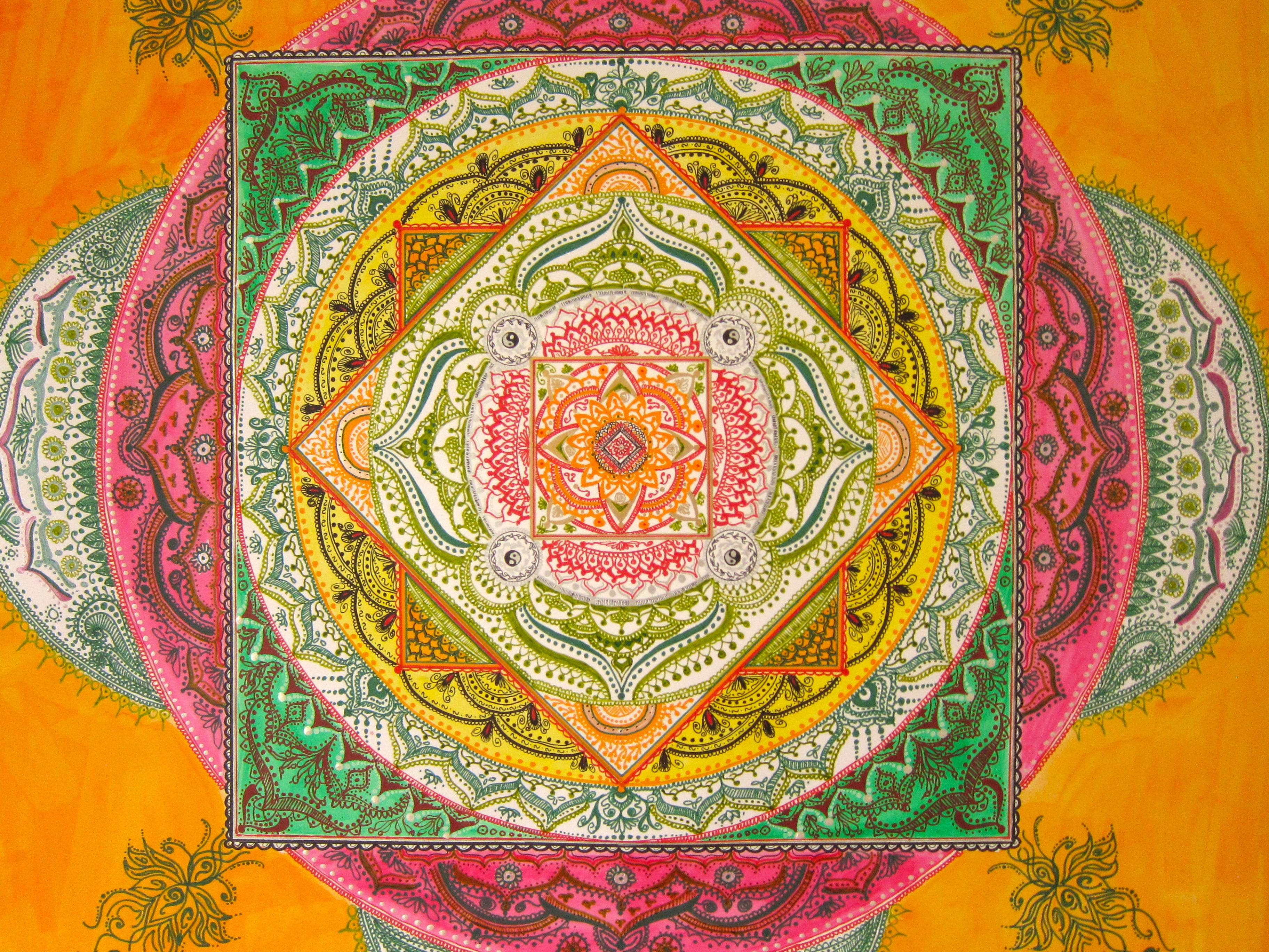 Meditation Mandala