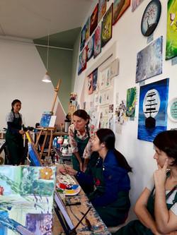 Paint Events Workshops
