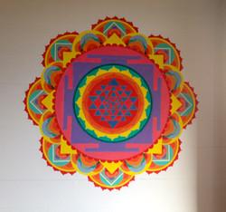 Wall Mandala  - Yantra