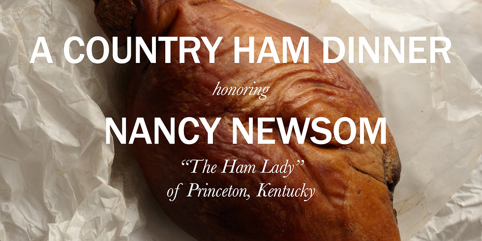 Celebrating the Queen of Country Ham