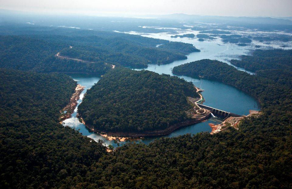 Nakai Dam
