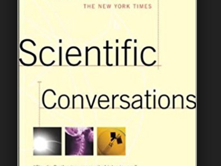 Have you had a 'Scientific Conversation' lately?
