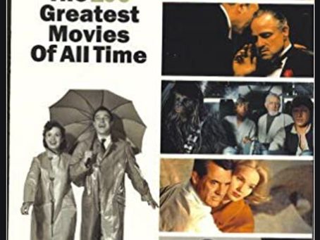 100 GREATEST MOVIES OF ALL TIME