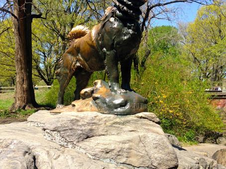 Secrets of Central Park - Its statues !