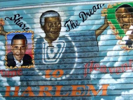 Harlem Walking Tour 2012