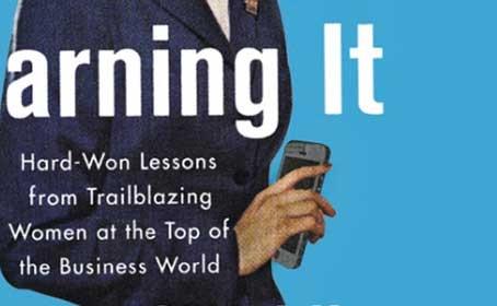 Book review- earning it by Joann S. Lublin