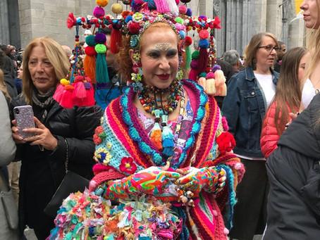 Parades of NYC