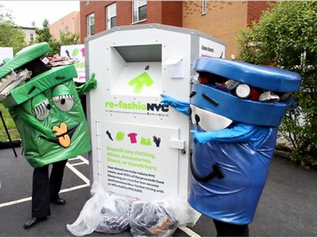 The future of recycling in NYC, especially organics- Part 2