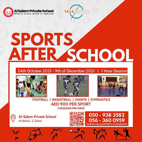 Al Salam Private School -  After School