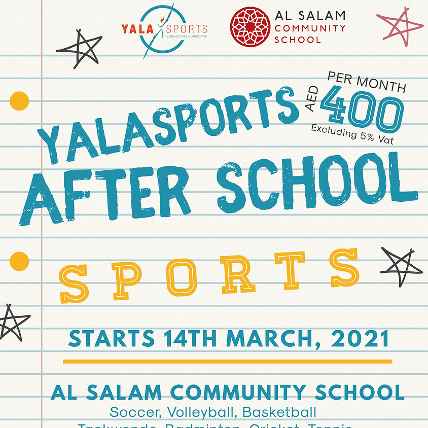 Al Salam Community School - After School