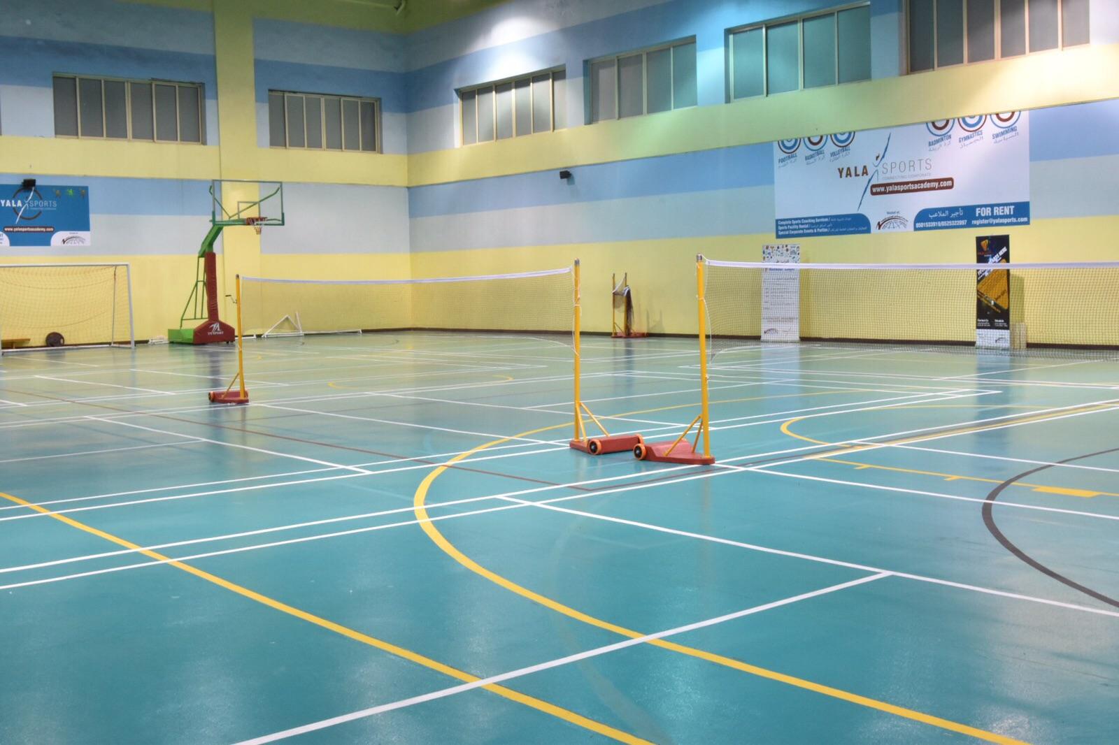 Multi Sports Hall