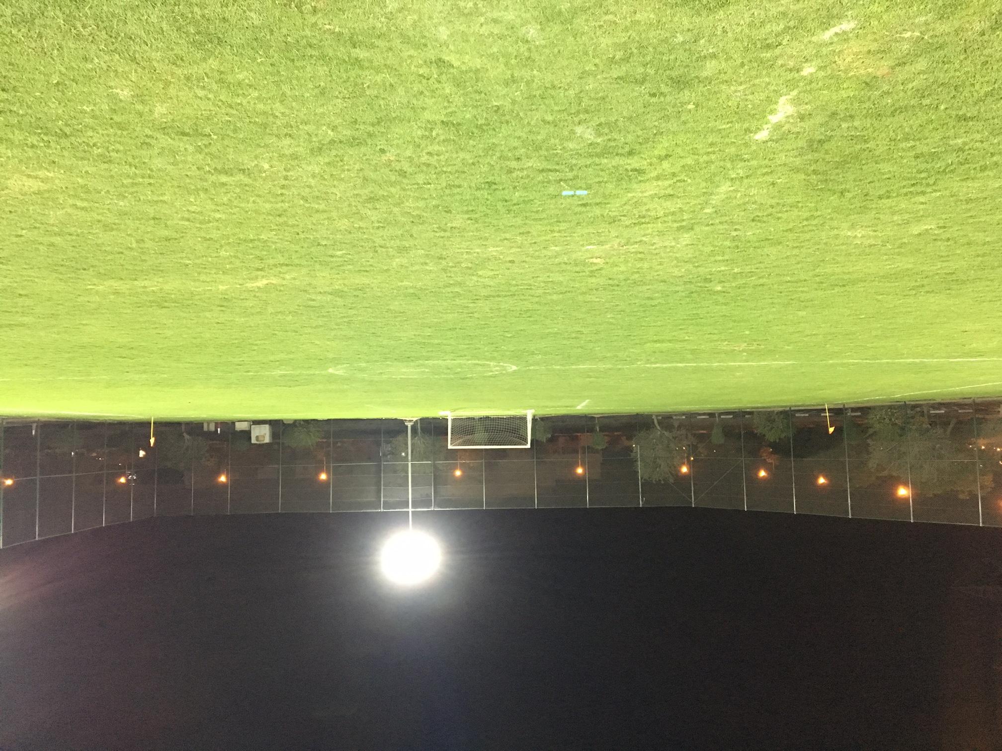 DIP Soccer Field - Night