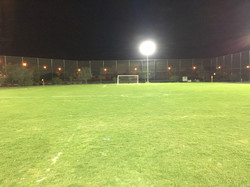 DIP Soccer Field - Night