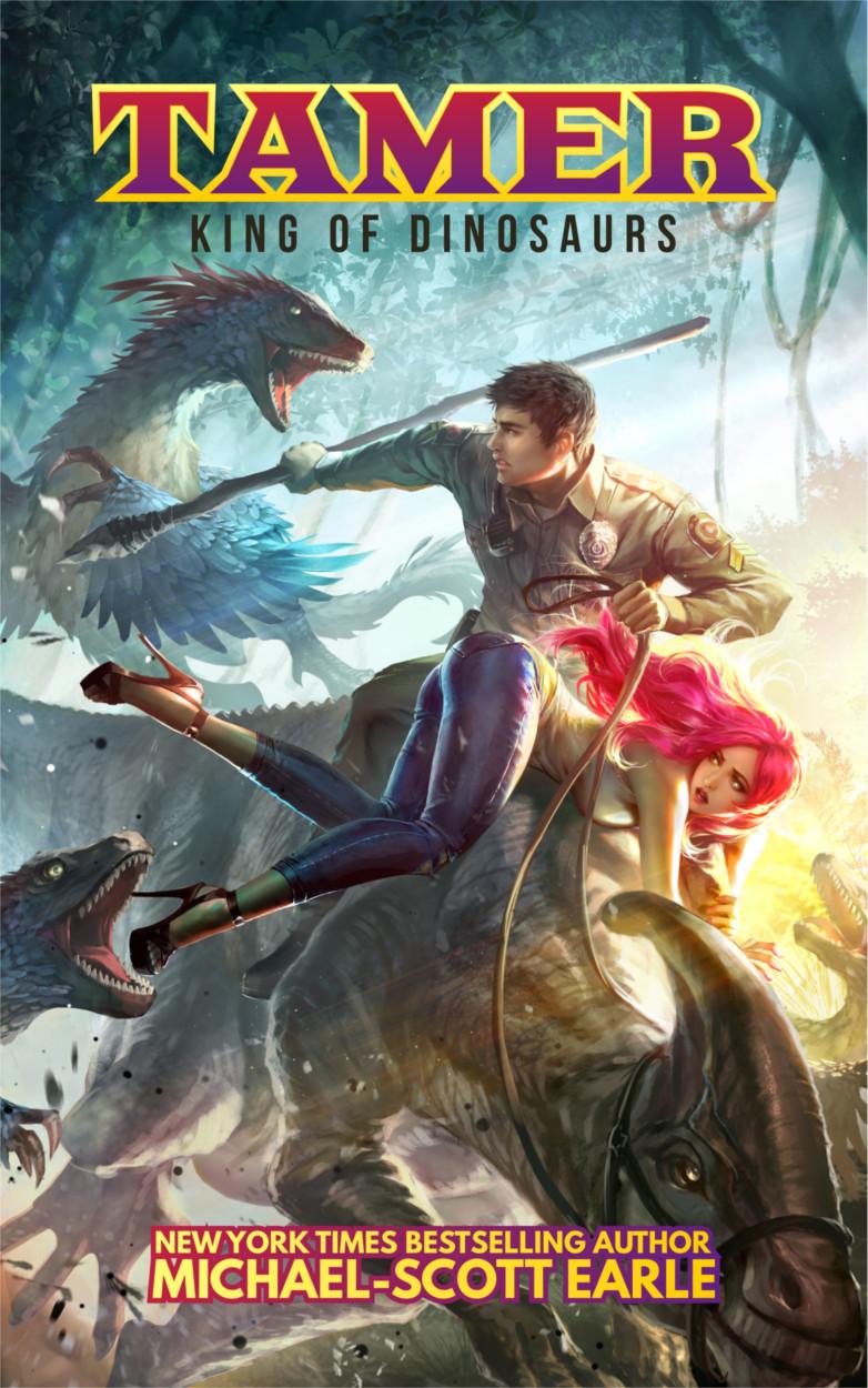 King of Dinosaurs v2 [1-4] - Michael-Scott Earle