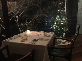 クリスマスディナー ご予約受付開始のお知らせ