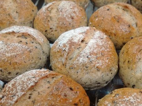 パンを美味しく焼く方法