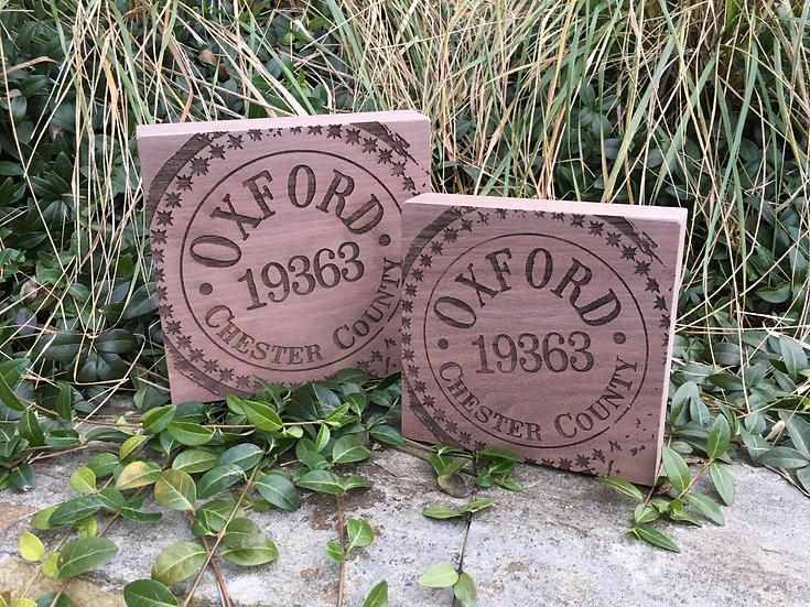 Postal Stamp Blocks