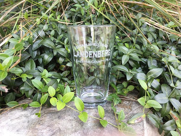 Landenberg Pint Glasses