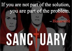 Sanctuary- Lion Theatre, NYC