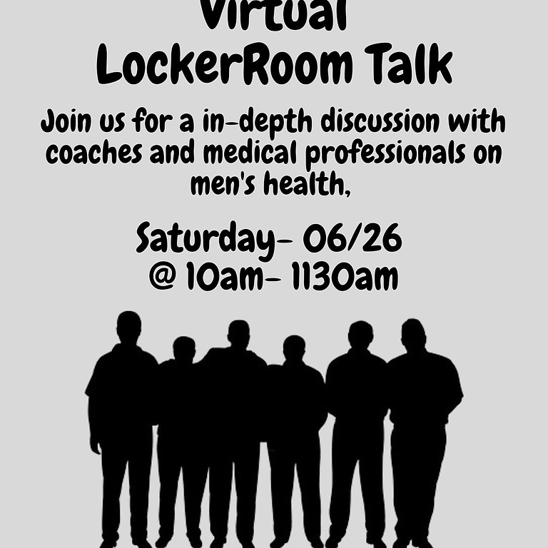 Virtual LockerRoom Talk