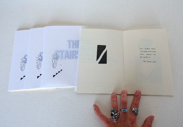 The Stairs softcover edition