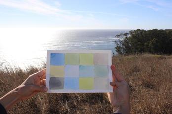 G-d's Color Palette