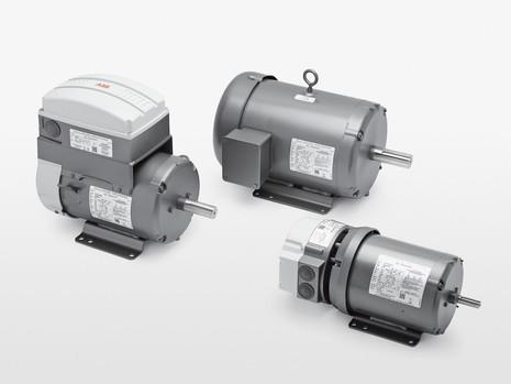 ABB's new Baldor-Reliance® EC Titanium™ integrated motor drive