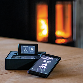 """ENERVEX Xzense Remote Fan Control - """"It Makes Sense"""""""