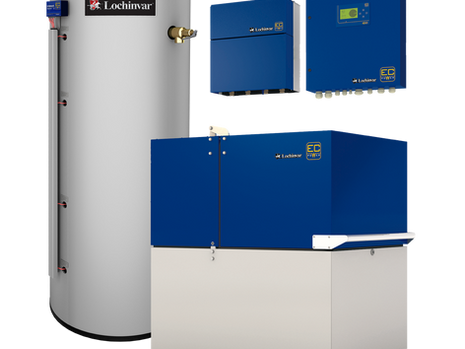New Product from Lochinvar: Combined Heat and Power (CHP) Commercial Solutions