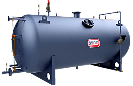 SHIPCO® Pumps Wet Steam Accumulators