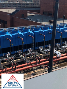 Delta Cooling Towers Case Study