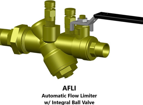 New Automatic Flow Limiter Device from Prohydronics