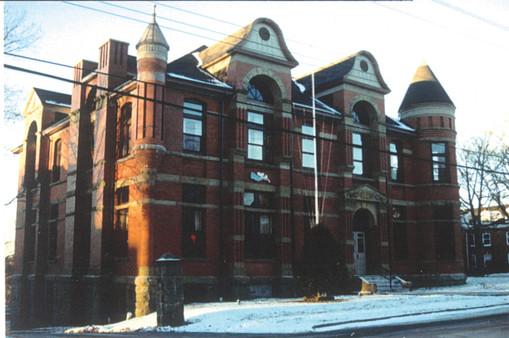 Pine Hill Divinity Hall