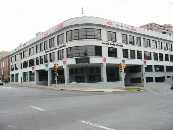 CBC Radio Building