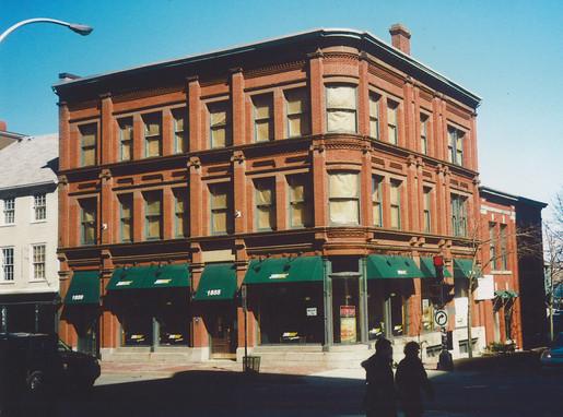 Acadia Sugar Building