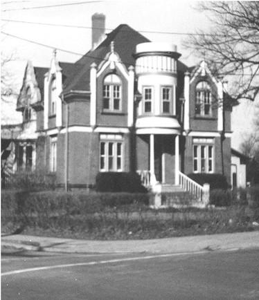 Halifax Public Garden Superintendent House