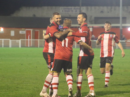 Ten-man Robins fight back to overcome Chasetown