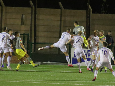 Mickleover and Buxton share the spoils