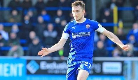 Matlock sign former Chesterfield defender Sharman