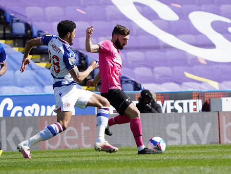 Reading prove too strong for Rams despite Lawrence's cracker