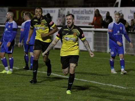 High-flying Nailers smash seven past Sutton Coldfield