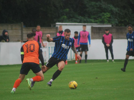 Long Eaton's FA Cup dreams end at Stratford