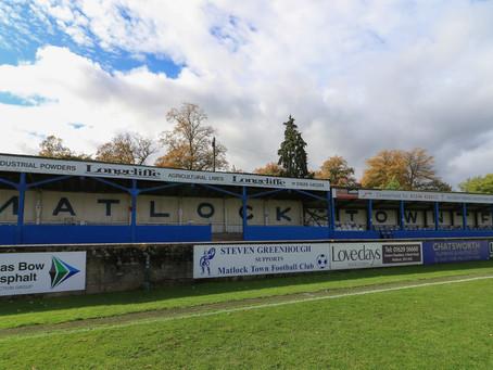 Matlock get FA Trophy lifeline for Coalville trip