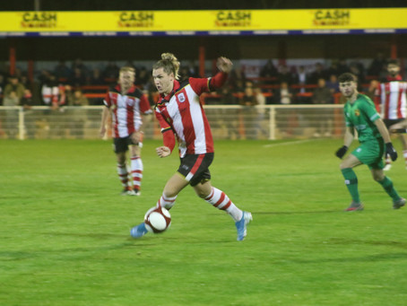 REPORT: In-form Robins see off Alvechurch in FA Cup