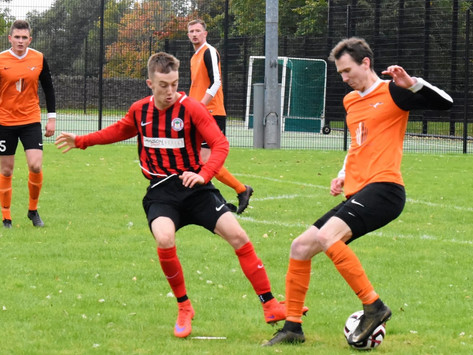 Central Midlands League weekend round-up