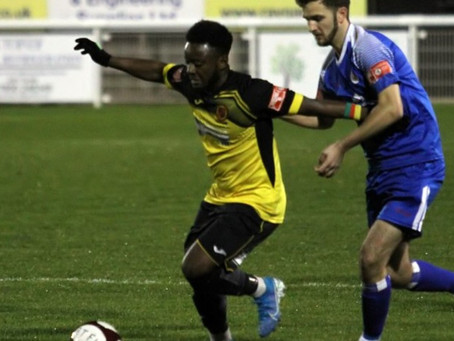 REPORT: Nailers blow lead three times to lose at Stocksbridge