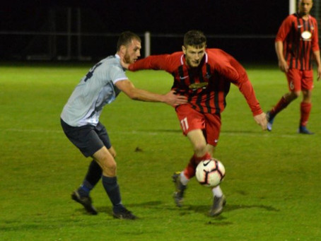 REPORT/REACTION: Long Eaton remain unbeaten after draw at Sphinx